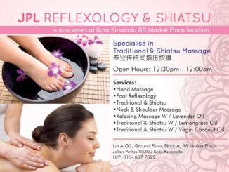 JPL Reflexology & Shiatsu