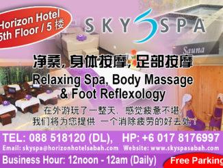 Sky Spa Hotel