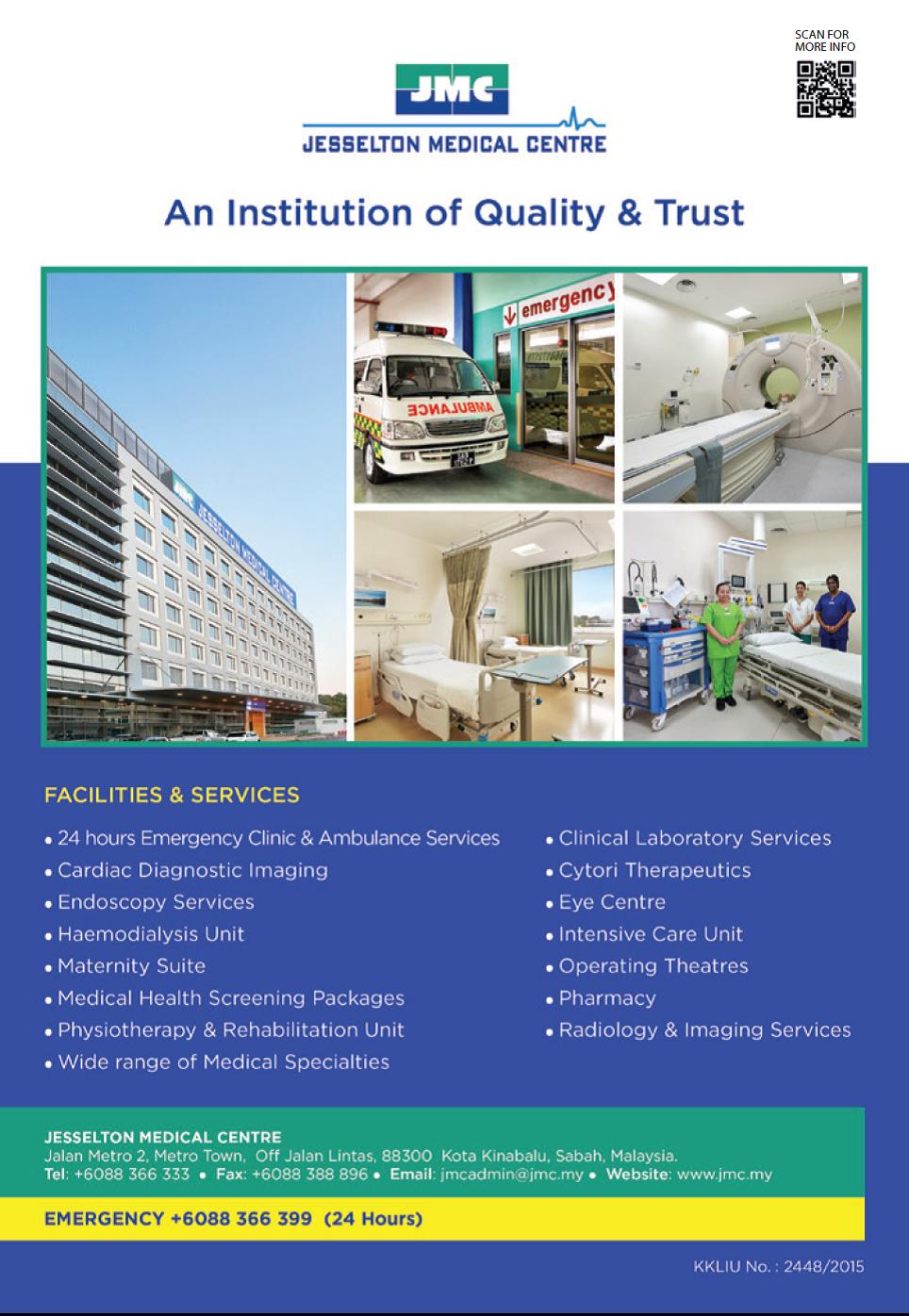 Jesselton Medical Centre