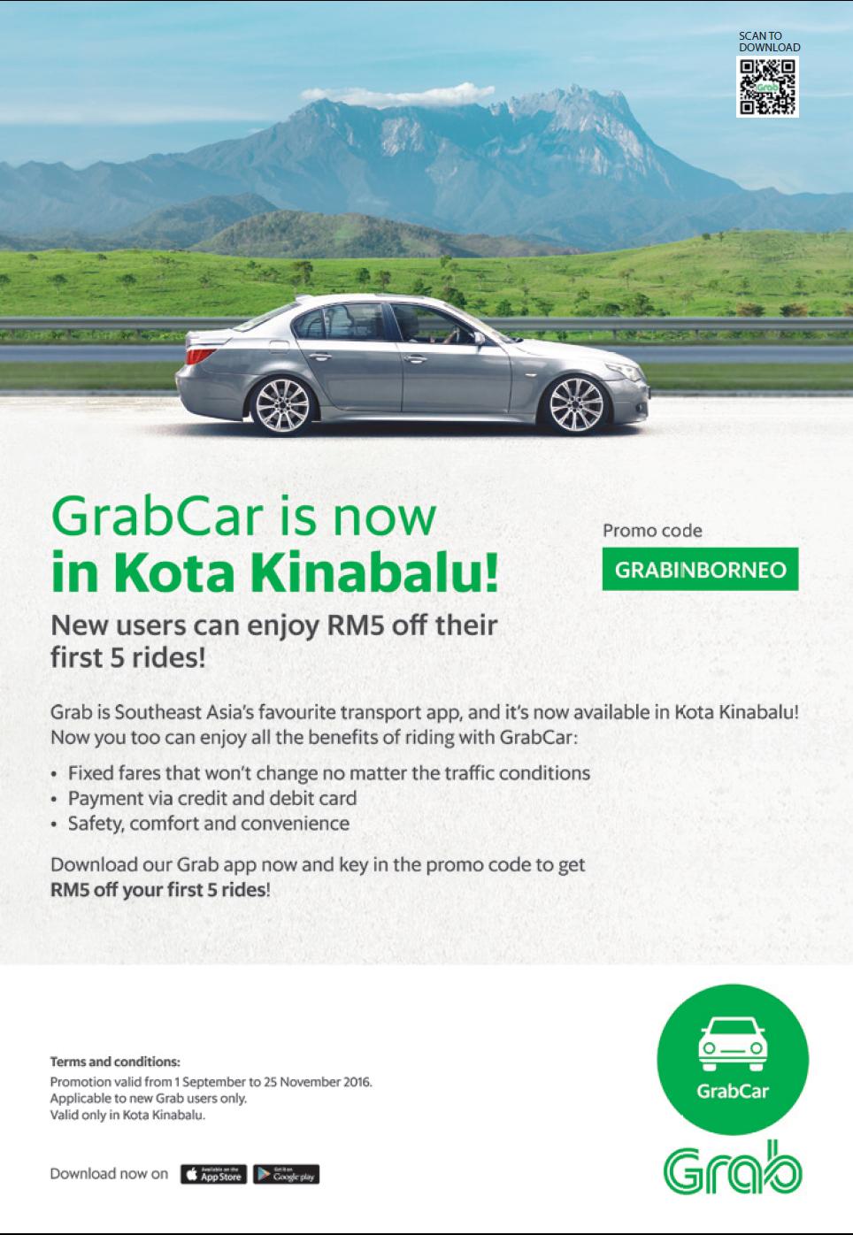 Grab Car