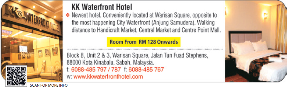 KK Waterfront Hotel