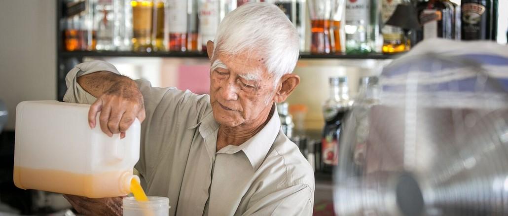 Aji - Iconic Bartender of Kota Kinabalu