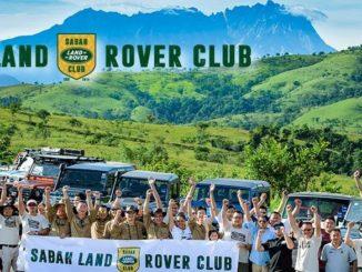 Sabah Land Rover Club B360 2017