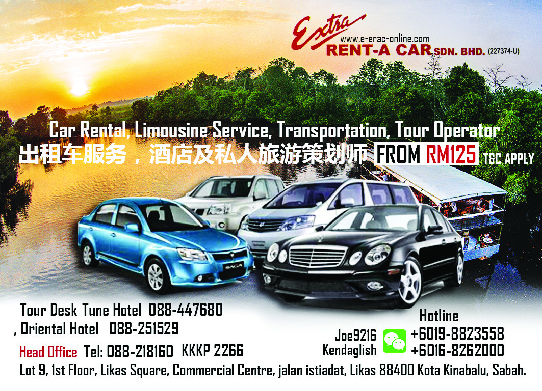 Extra Rent A Car Sdn. Bhd.