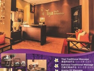 Tiya Spa & Reflexology-website
