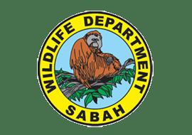 Sabah Wildlife no background