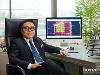 IR James Yong - IEM Sabah Branch Chairman