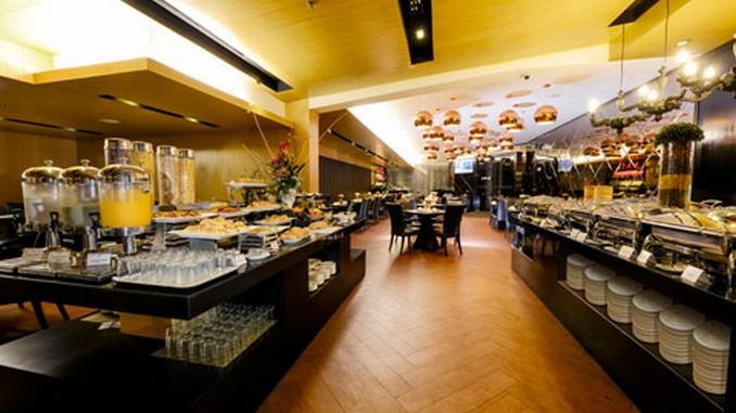 Asian restaurant horizon hotel kota kinabalu borneo